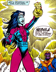 Nebula image via Marvel.  And this is the