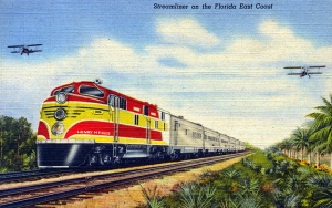 Sen. Rand Paul endorses massive new spending to upgrade the US Rail system.