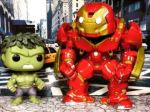 Many Funkos look alike in shape; the Hulkbuster is a notch above.