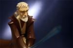 My Obi-Wan maquette is one of the greatest things I own, but it had a price tag commensurate with that awesomeness.