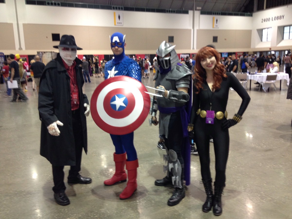 [Updated] TMS Kansas City Comic Con Cosplay Picks