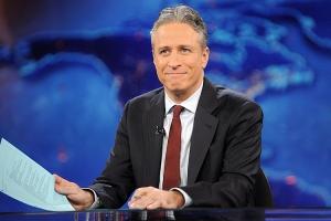 Jon Stewart loves The Monthly Spew
