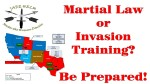 Despite all the preparation, the paranoid militias of Texas could not stop the US military.