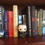 The Hell-Priest, Pinhead, stands guard over his own biography.