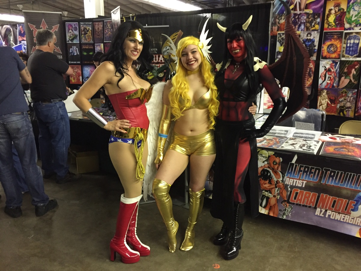 Cheyenne Comic Con Cosplay Photos!